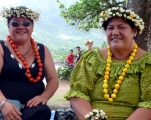 Women in the Marquesas